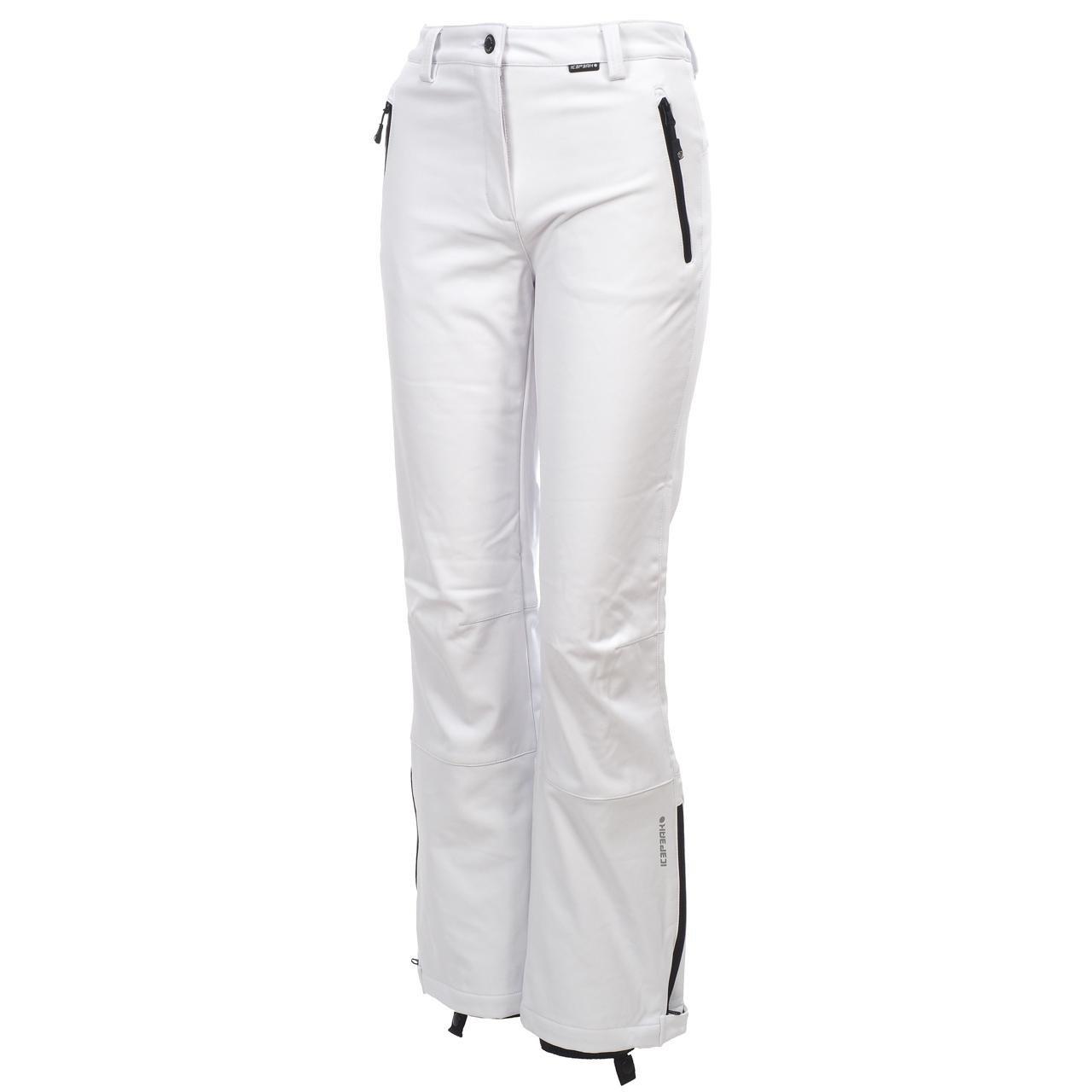 Icepeak Risku blc lady-Pantaloni softshell da sci, surf