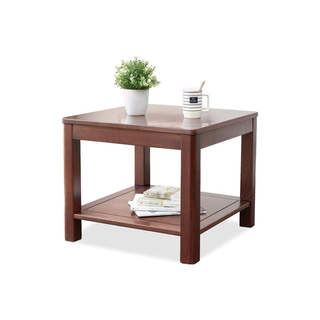 LQQGXLBedside Table Solid Wood Side Table Nordic Sofa Side Table Small Side Table by LQQGXL