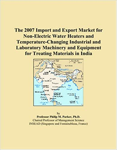 The 2007 Import and Export Market for Non-Electric Water
