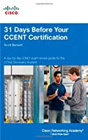 31 Days Before Your CCENT Certification Front Cover