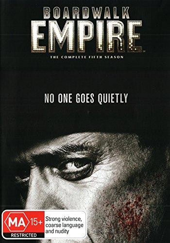 Boardwalk Empire Season 5 | 3 Discs | NON-USA Format | PAL | Region 4 Import - Australia
