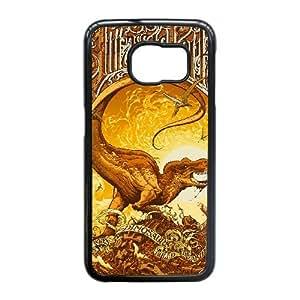 Movie Jurassic Park for Samsung Galaxy S6 Edge Phone Case Cover 79FF739891