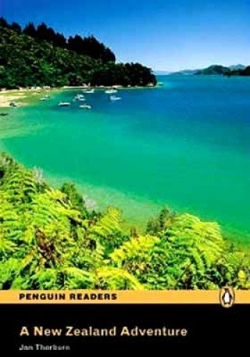 Easystart: A New Zealand Adventure Book and CD Pack (Pearson English Graded Readers)