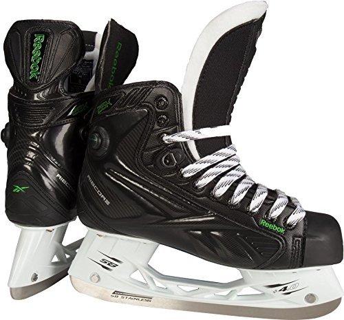 Reebok RibCor 26K Pump Senior Ice Hockey Skates, 12.0 EE