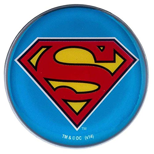 DC Comics Superman Metal Drawer Knob Home Decoration - Superhero Keepsake