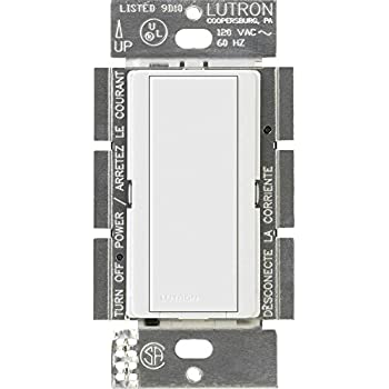 No Neutral Required Lutron Maestro Sensor Switch 2 Amp Single-pole,...