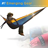 YOUNGINS TO GRANNIES FROM ALL OVER THE WORLD LOVE OUR HAMMOCKSDon't just take our word for it. Heck, don't even listen to the Amazon reviews (we've allheard stories of the fake review scandals). Industry experts like GearJunkie have takenSerac campin...