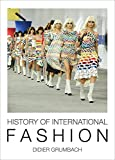 History of International Fashion, Didier Grumbach, 1566569761