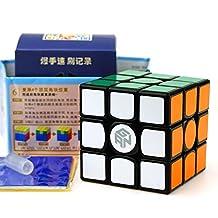 Kingcube Gans 357 3x3 Black Magic cube GAN 357 3x3x3 Speed cube puzzle