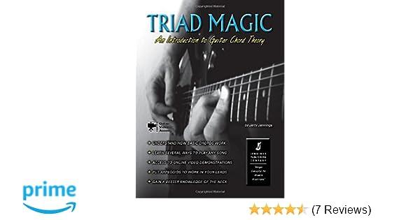 Triad Magic An Introduction To Guitar Chord Theory Bookonline