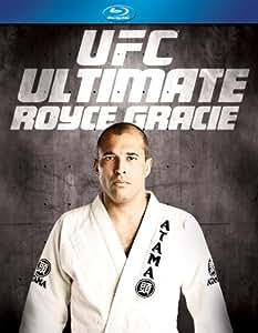 Ufc: Ultimate Royce Gracie [Blu-ray]
