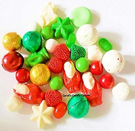 0660f3f9cba64 Jelly Belly Christmas Deluxe Candy Mix (1 Lb.- 100 Pcs)