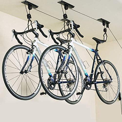 Trust Garage Soporte de Techo para Bicicleta, Montaje en Pared ...