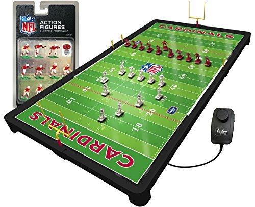 Arizona Cardinals NFL NFL Deluxe Electric Football B07F8F9YG9 Game [並行輸入品] Cardinals B07F8F9YG9, こだわり素材と栗どらの餅信:380c27bb --- imagenesgraciosas.xyz