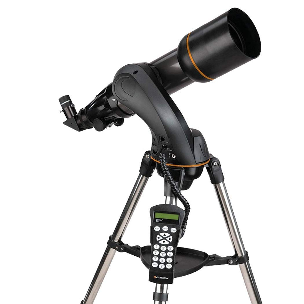GGPUS Automatic Star Search, Telescope for Kids Adults Astronomy Beginners, Refractor Telescope for Astronomy, Portable Travel Telescope with Tripod, Focal Length 660Mm by GGPUS