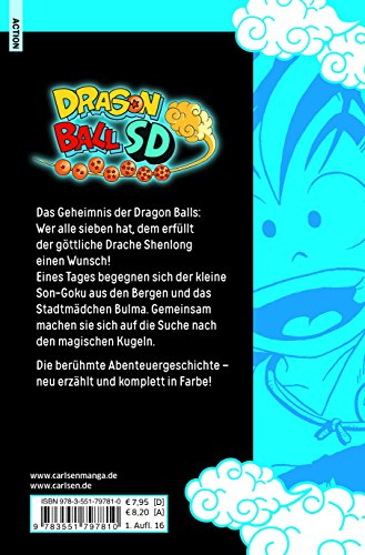 Dragon Ball SD, Band 1