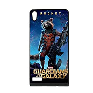 Generic Protection Back Phone Covers For Kid With Guardians Of The Galaxy For Huawei P6 Choose Design 1
