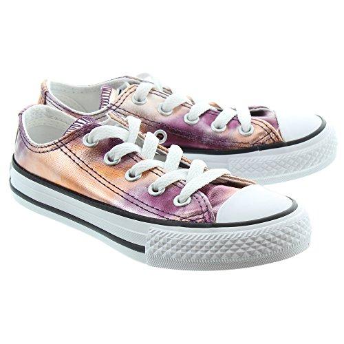 Converse ,  Unisex Erwachsene Schuhe Dusky Pink/Bronze