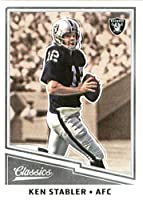2017 Panini Classic #119 Ken Stabler Oakland Raiders Football Card