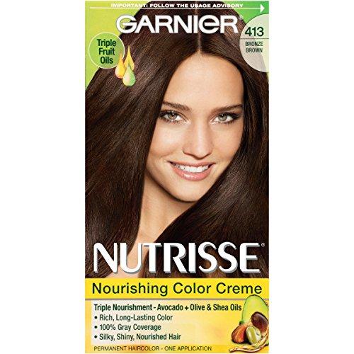 Garnier Nutrisse Nourishing Bronze Packaging product image
