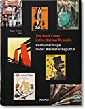 VA-The Book Cover in the Weimar Republic -Anglais