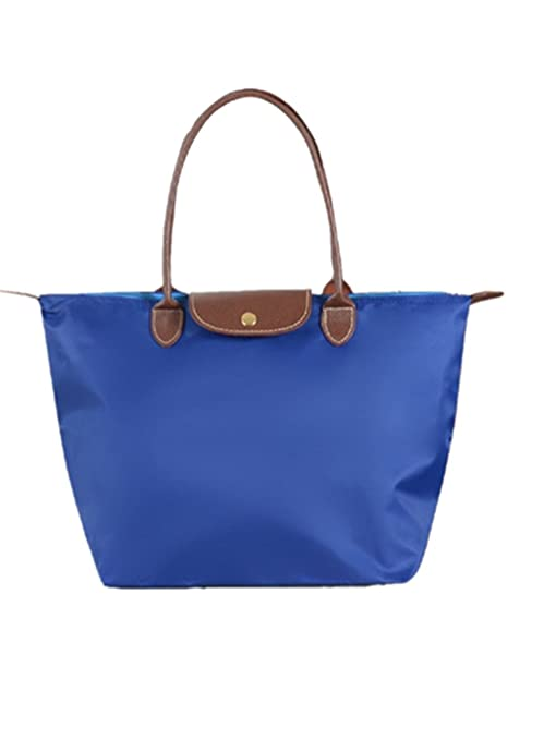 7ba02e3954864c Image Unavailable. Image not available for. Colour: Designer Nylon  Waterproof Tote Shoulder Bag in 3 sizes ...
