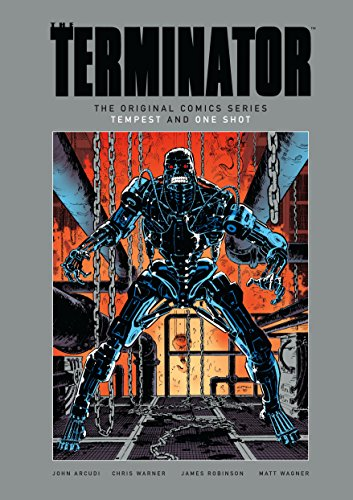 - The Terminator: The Original Comics Series-Tempest and One Shot