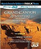 Grand Canyon Adventure [Blu-ray 3D] [Import anglais]