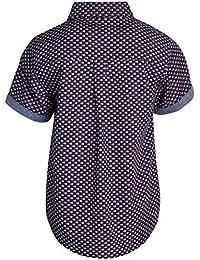 Ben Sherman - Camiseta de manga corta para niño