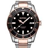 BLWRX 45 mm Men's Diver Watch 300m Japanese Automatic Watch