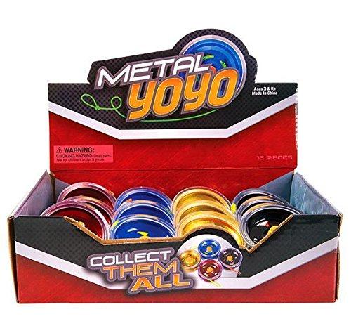 2.5'' METAL YOYO, Case of 288 by DollarItemDirect (Image #2)
