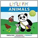 Little Pim: Animals, Julia Pimsleur Levine, 1419701746