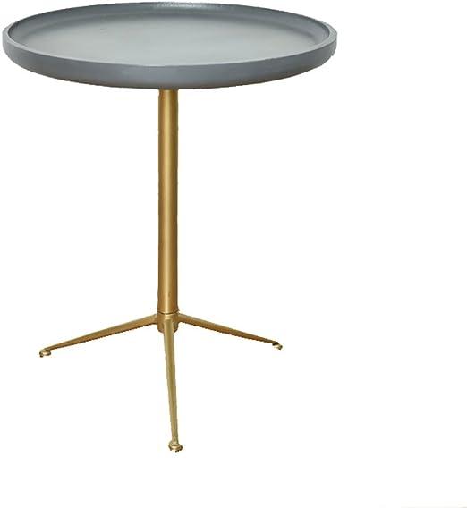 Mesas Mesa de té Mesa de centro Americana minimalista Cemento de ...