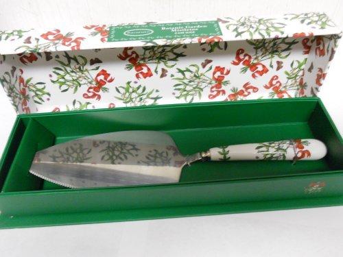 Portmeirion Botanic Gardens Mistletoe Cake Slice Server ()