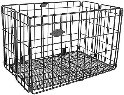 Sunlite Rear Wire Folding Basket Black Free Shipping