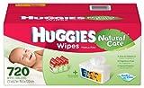 Huggies Natural Care Baby Wipes - 720ct