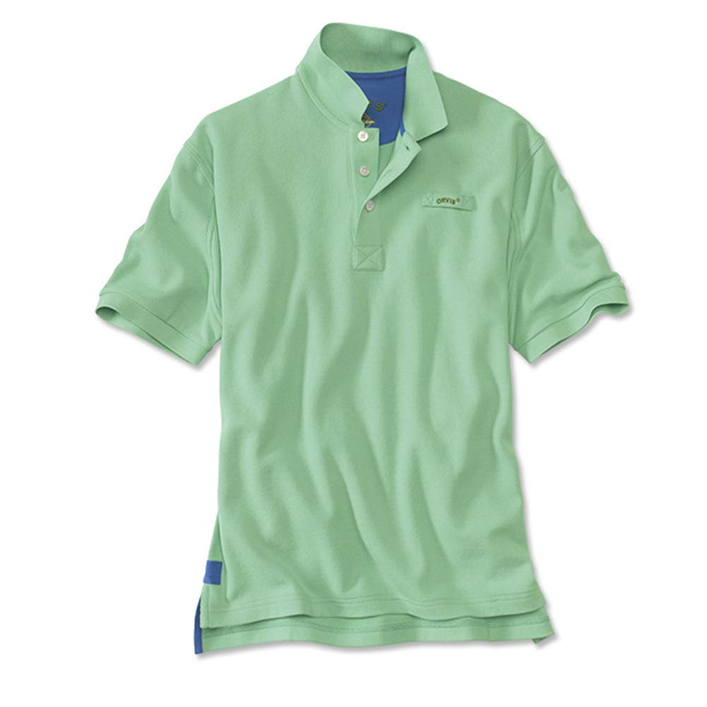 Orvis Mens The Signature Polo//Tall