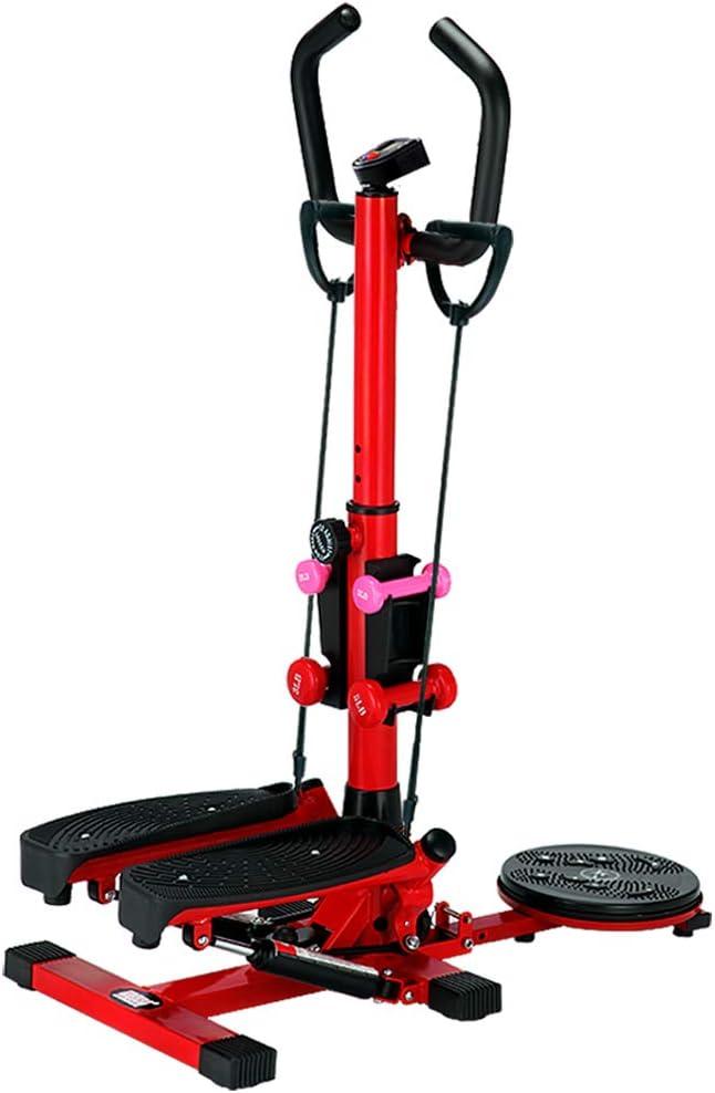 Máquinas de step Stepper Home Stepper Artefacto De Adelgazamiento Femenino Máquina De Moda para Pies Pequeños Máquina De Escalada De Stovepipe Equipo De Ejercicios para Perder Peso