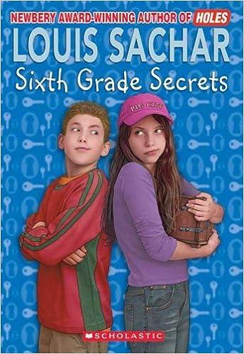 Sixth Grade Secrets Apple Paperbacks Louis Sachar 9780590460750