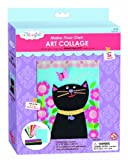 My Studio Girl Paint and Create Felt Collage Kit, Cat(Discontinued by Manufacturer)