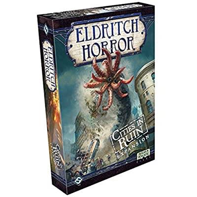 Eldritch Horror: Cities in Ruin: Toys & Games