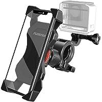 Fiets Telefoon Houder, Fiets Motorbike Telefoon Mount Compatibel Camera Stuurhouder Volledig Scherm 360 ° Draaien voor…