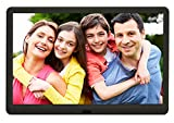 Digital Photo Frame 10 Inch Kenuo 1920x1080 High Resolution 16:9 Full IPS Display