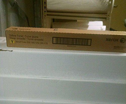 Xerox 006R01522 Toner Cartridge (Yellow,1-Pack)