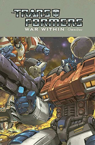 Transformers: War Within Omnibus (History Collection Transformers)