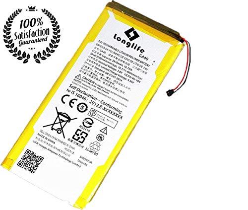 LONGLIFE Battery Replacement For GA40 SNN5970A 3000mAh 3.8V G4 Plus XT1625 Batería de repuesto