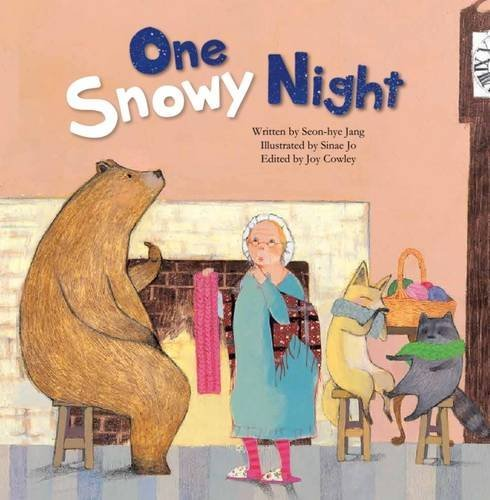 Download One Snowy Night: Measuring with Body Parts (Math Storybooks) pdf epub