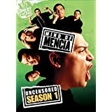 Mind of Mencia - Uncensored Season 1 by Comedy Central by Kelly D. Hommon