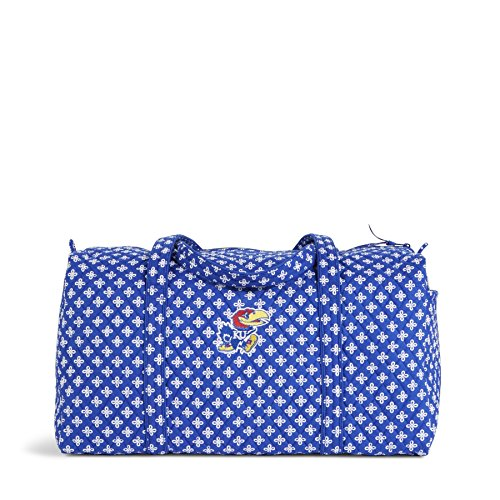 Kansas Jayhawks Duffle Bag - 3