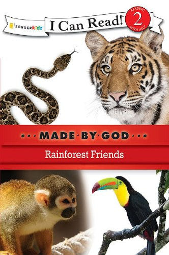 Rainforest Friends (I Can Read!/Made By God)